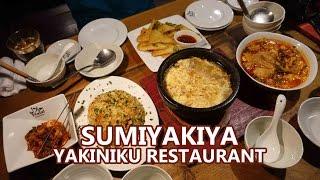 8. JAPAN, TOKYO - Sumiyakiya Yakiniku Restaurant (Japanese & Korean Grill)