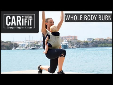 Whole Body Burn Workout: Post NatalCARiFiT