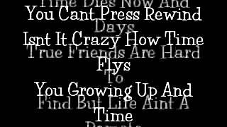 Jay Starz - Time Flys - Ft. J.A.Y (Lyrics)
