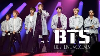 BTS Best Live Vocals