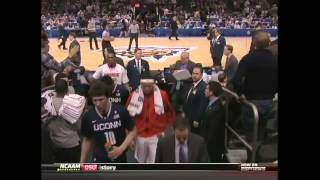 UConn vs. Syracuse - Semifinals - 2011 Big East Tournament
