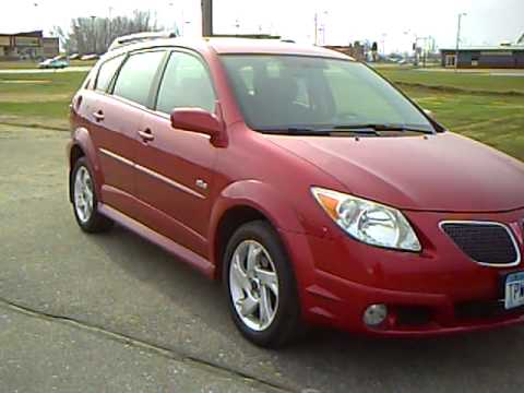 2006 pontiac vibe youtube. Black Bedroom Furniture Sets. Home Design Ideas