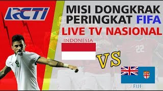 Download Video Resmi.!! Siaran Langsung Indonesia vs Fiji - LIVE TV NASIONAL - International Friendly Match MP3 3GP MP4