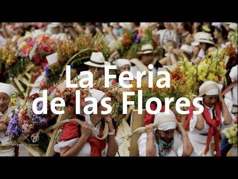 La Feria De Las Flores En Medellín | Alan Por El Mundo Colombia #12