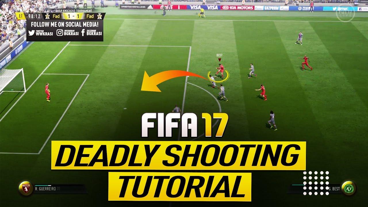 Shooting tricks fifa 11 online handbuch fifa 18