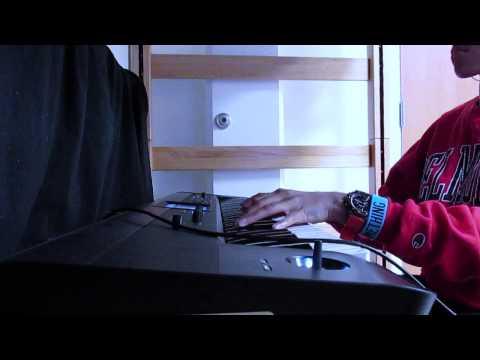 Tinashe - Bated Breath - Piano Cover