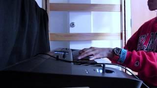 Tinashe - Bated Breath - Piano Cover | Kay Sade