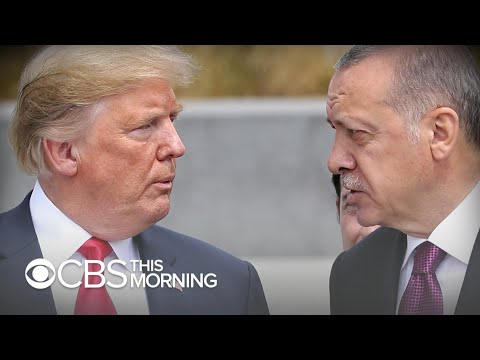 Kurds fear their fate as Turkey says Trump reaffirmed U.S. Syria withdrawal