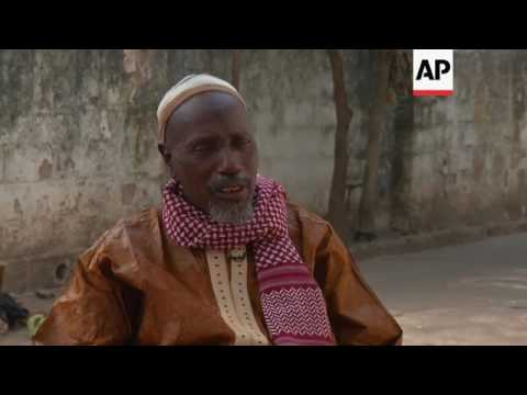 Released imam on life in Gambia after Jammeh