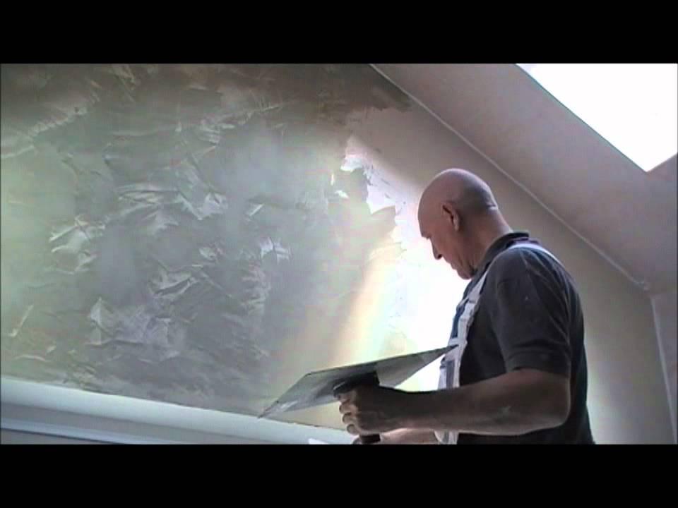 Marble Polished Venetian Plaster By MRJ Plastering YouTube