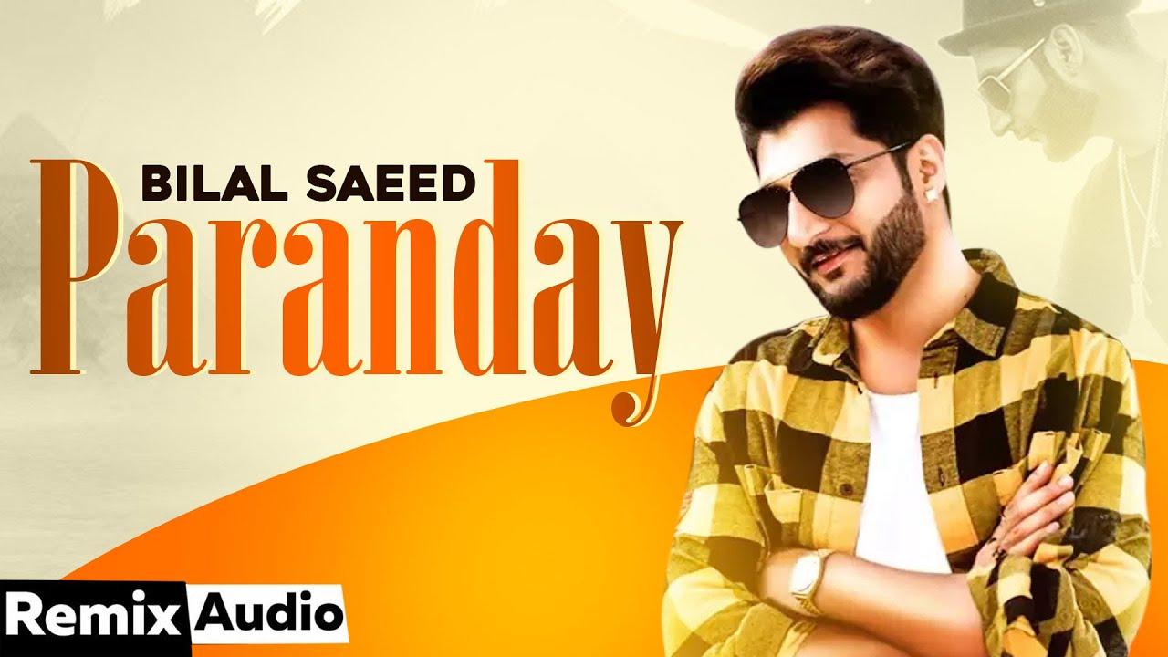 Paranday (AudioRemix) | Bilal Saeed | Latest Punjabi Song 2020 | Speed Records