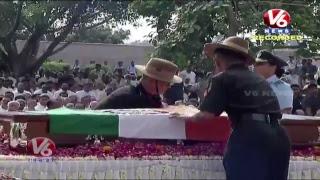 Atal Bihari Vajpayee Final Journey | LIVE