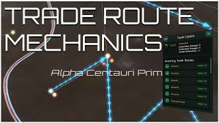 Stellaris Trade Route Mechanics The Spice Must Flow