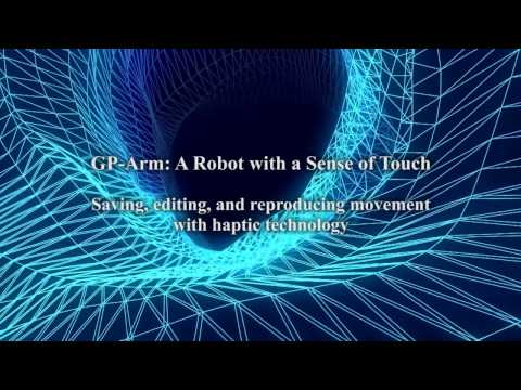 A Robotic Arm with a Sense of Touch | nippon.com