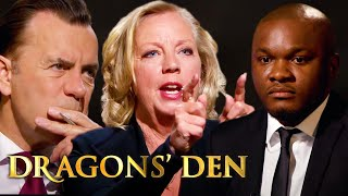 """Dragons' Den in 1950, It Might Have Been a Deal"" 