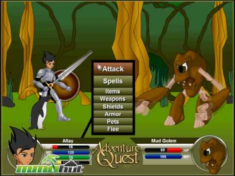Adventure Quest Gameplay Trailer