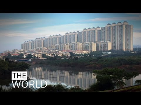 Why are there dozens of 'ghost cities' in China?