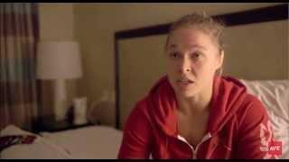 """Ronda Rousey says ... """"I"""
