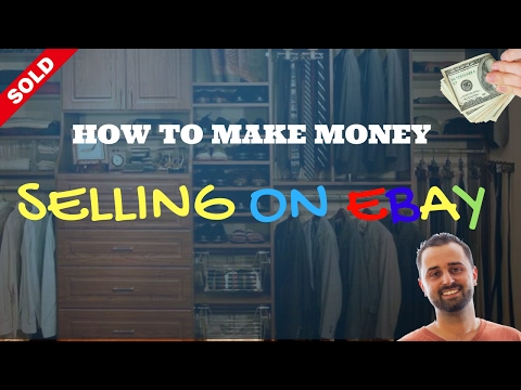 How To Make Money On Ebay Selling Used Clothing In 2017