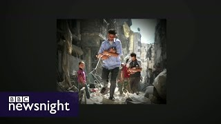 What would it take to end the civil war in Syria? - BBC Newsnight