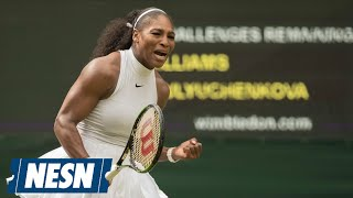 Williams Sisters Both Advance To Wimbledon Semifinals