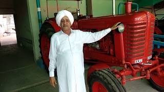 All Antique tractor collection By Mahinder singh owner of lakshya dairy farm