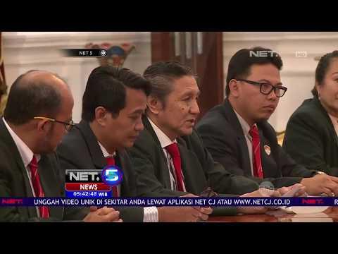 Dalam Pertemuan Dengan Jokowi IDI Sarankan Penyesuaian Iuran BPJS-NET5