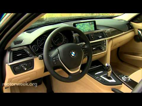 Road Test: 2012 BMW 3 Series