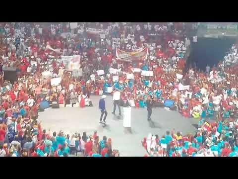 Entrada De Hector Rodriguez Al Poliedro De Caracas