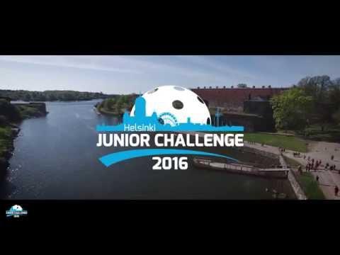 Helsinki Junior Challenge 2016 Highlights 21220516