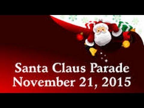 2015 Barrie Santa Claus Parade