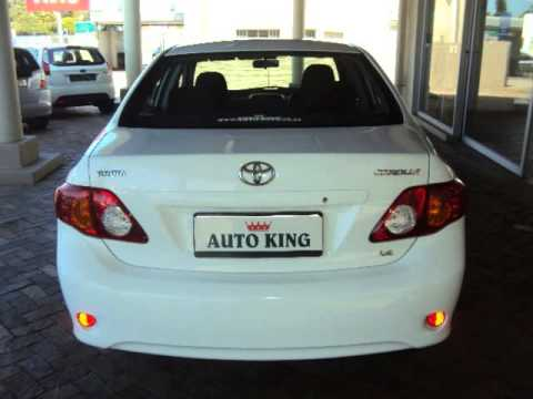 2008 Toyota Corolla For Sale >> 2008 Toyota Corolla 1 4 Professional Auto For Sale On Auto Trader South Africa