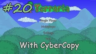 Terraria 1.2: Episode 20 - Cleansing The World With Clentaminator
