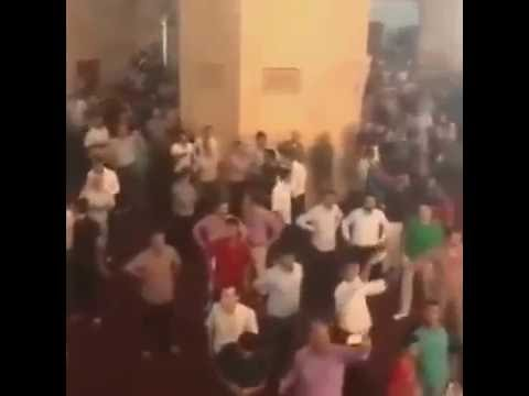 They beat the suicide bomber in Turkey /Adana 1 July 2016