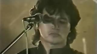 Группа КИНО (Виктор Цой)  - концерт в Донецке 3 июня 1990 года