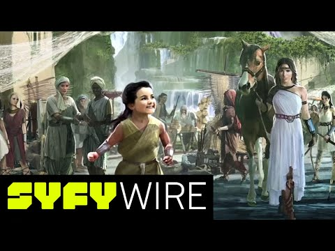 Wonder Woman Exclusive: Director Patty Jenkins Talks Creating Themyscira | SYFY WIRE