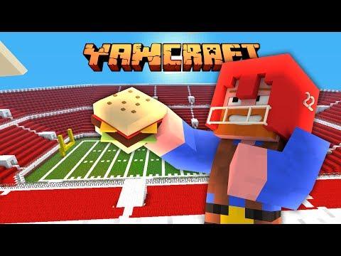 Minecraft - QUARTER POUNDER BACK ★ YAWcraft, Ep.44