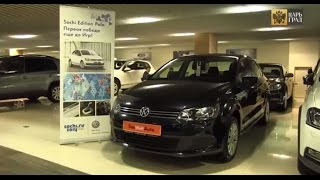 видео SsangYong приостанавливает поставки новых машин в Россию