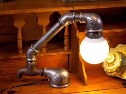 Lamparas estilo industrial novedades en iluminacion for Vitrina estilo industrial