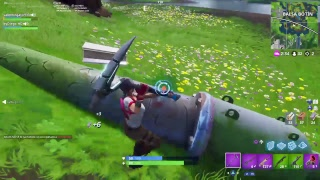FORTNITE: Playing with the new skin (EXPERT)