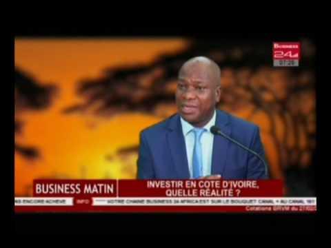 Business 24 / Business Matin - Investir en Cote d'Ivoire, quelle réalité