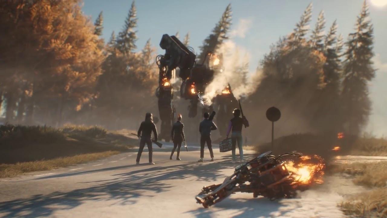 GENERATION ZERO - Announcement Trailer | E3 2018 (PS4/Xbox ...