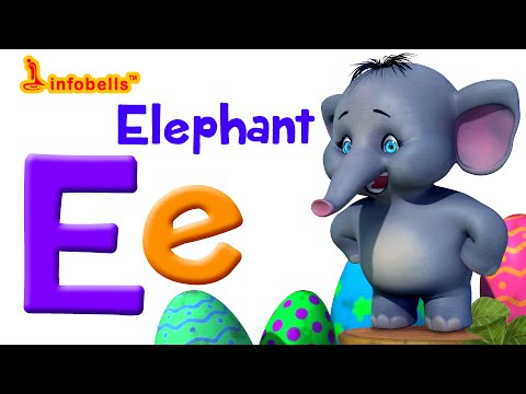 Phonics songs for kids e is for elephant infobells youtube phonics songs for kids e is for elephant infobells thecheapjerseys Images