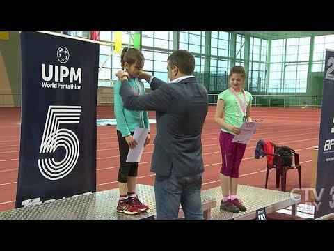 Первый этап Кубка Беларуси по биатлу и триатлу для детей от 8 до 16 лет прошёл в Минске
