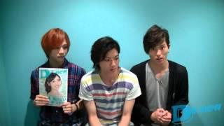 月刊デ☆ビューで掲載中のD-BOYS&D2連載『D-DAYS』。8月号には、D-BOYS...