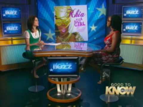 """""""Khia on ABC NEWS NOW"""""""