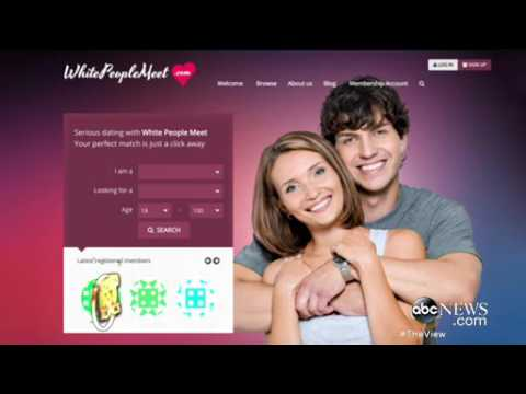 White Dating Site Hits the Market