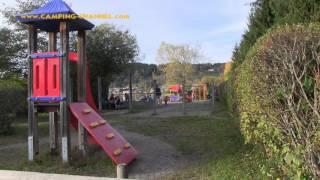 Camping Hopfensee Füssen Oktober 2015
