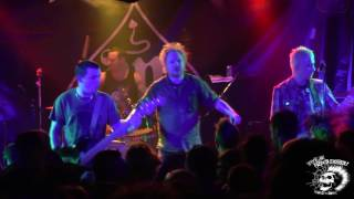 Chaos UK Live at Vive Le Punk Rock Festival in Athens on Feb 7th 2015 (Full set) (HD)