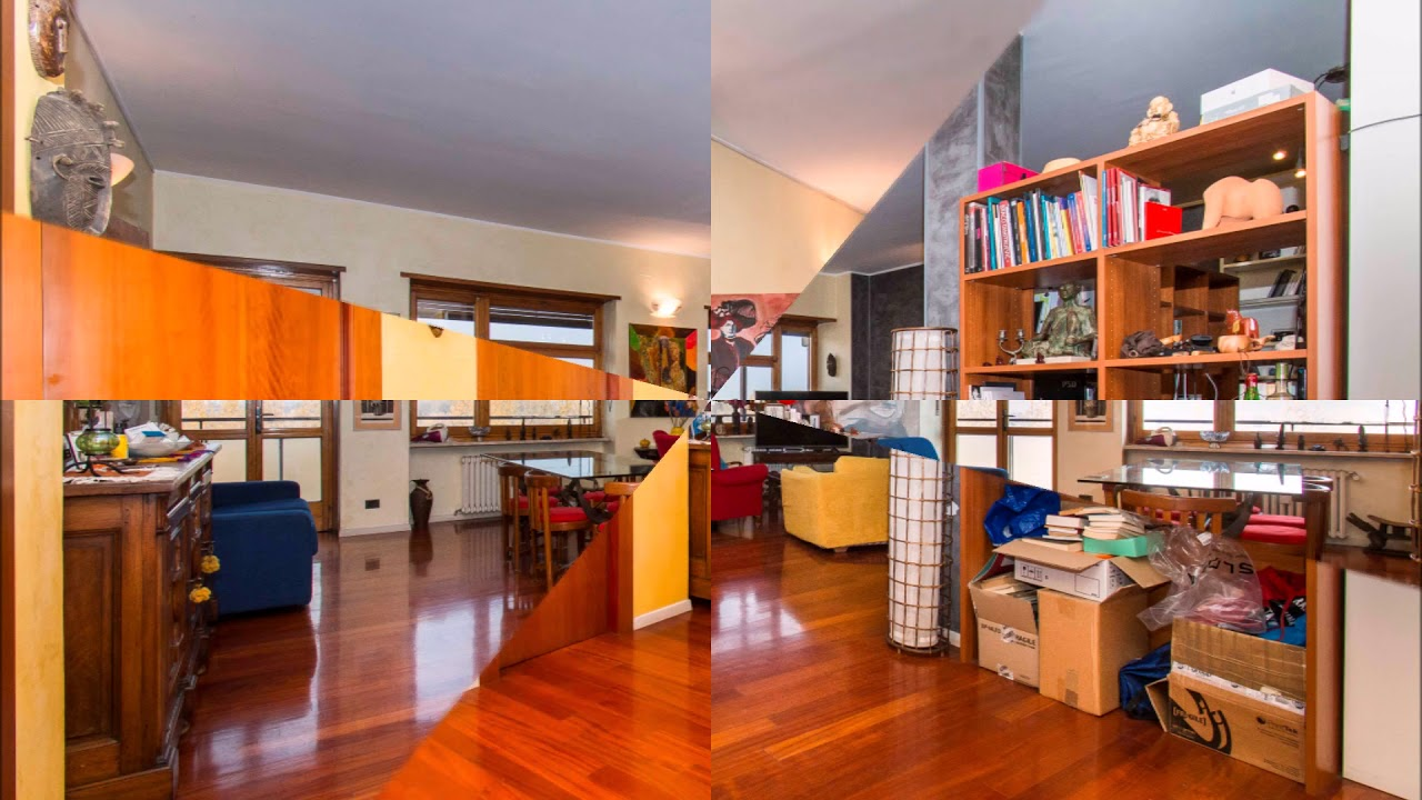 Appartamento in vendita in Lungodora Voghera 150 - YouTube